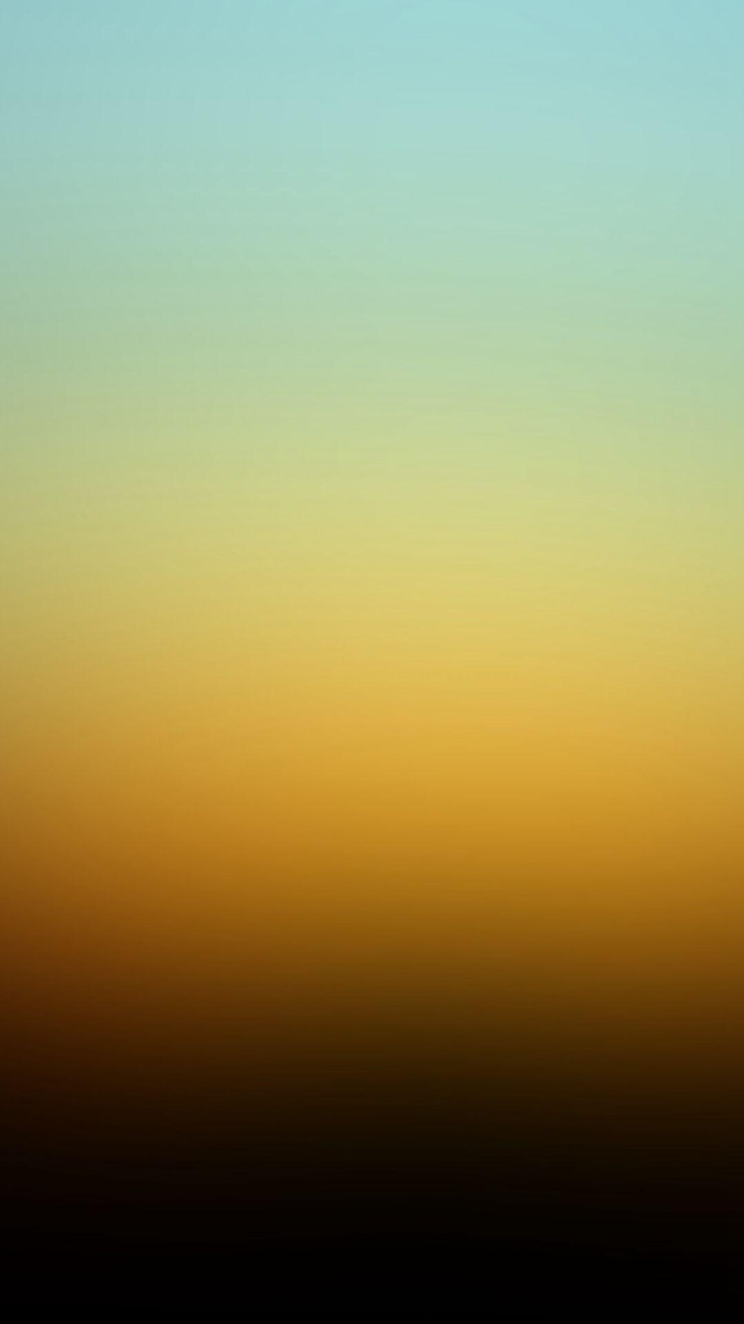 Love Field Yellow Gradation Blur Iphone 6 Plus Wallpaper