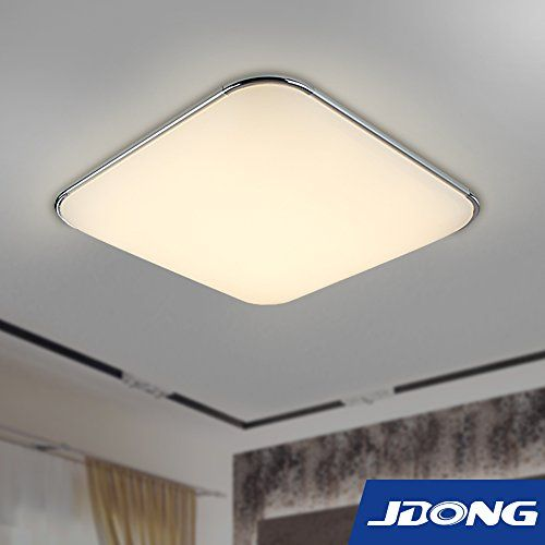 NATSEN 36W LED Ceiling lights Modern ceiling light fixture Flush ...