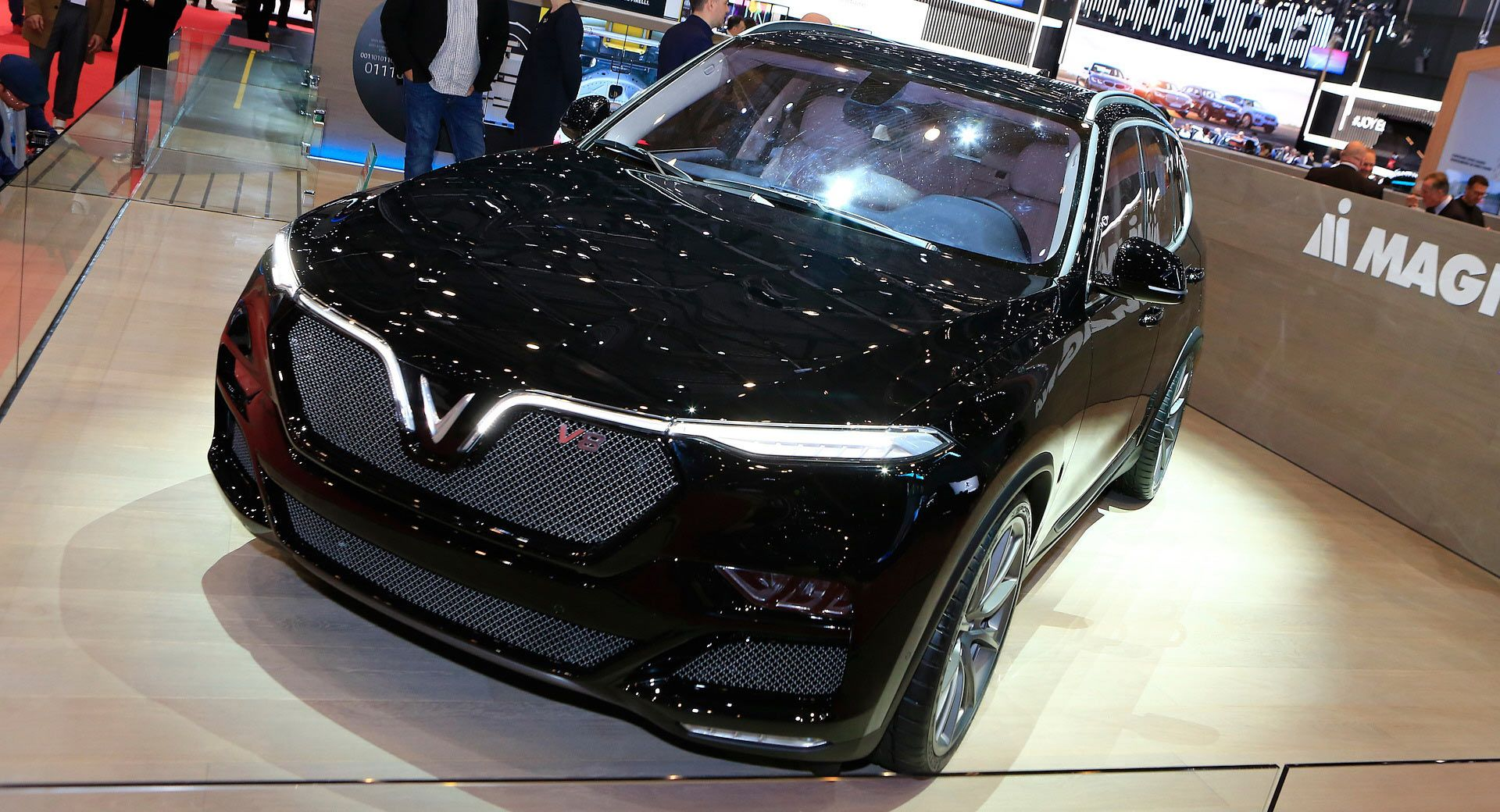2020 Vinfast Lux V8 Limited Edition Luxury Suv Geneva Motor Show Luxury Suv Suv Geneva Motor Show