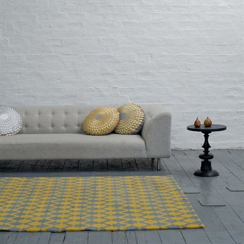 mustard yellow rug. Like The Sofa And Cushions, Side Table For That Matter. Mustard Yellow Rug