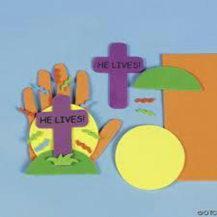 Resurrection Easter Craft Easter Crafts Activities And Printables