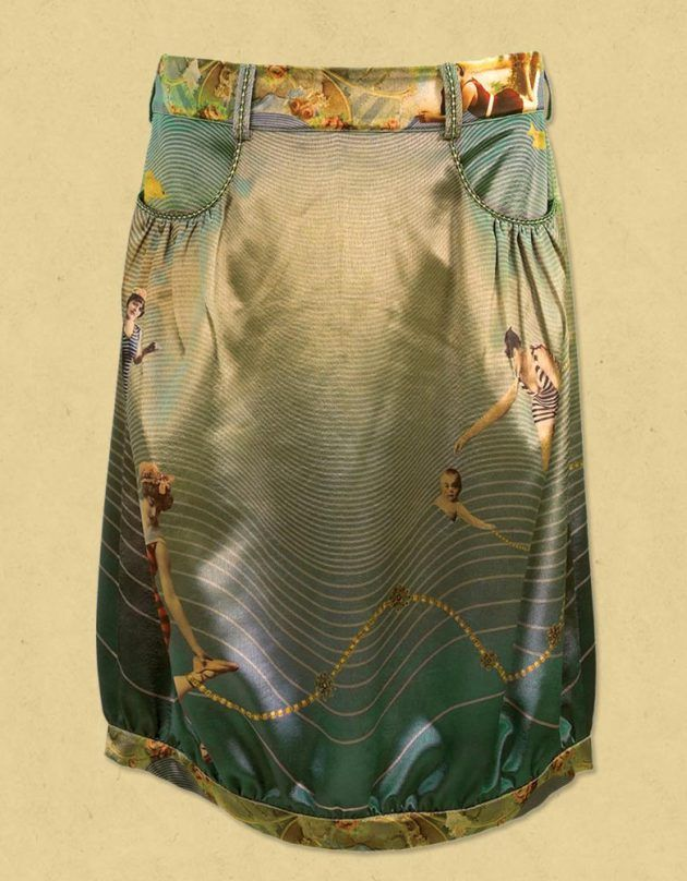 Michal Negrin skirt, Model No: 140900731051