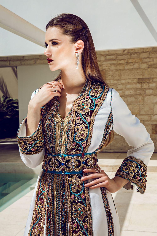 Moroccan kaftan by arushi couture u pinteresu