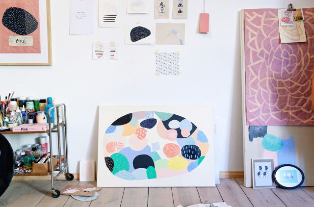 Visit | At home with Johanna Tagada - French By Design
