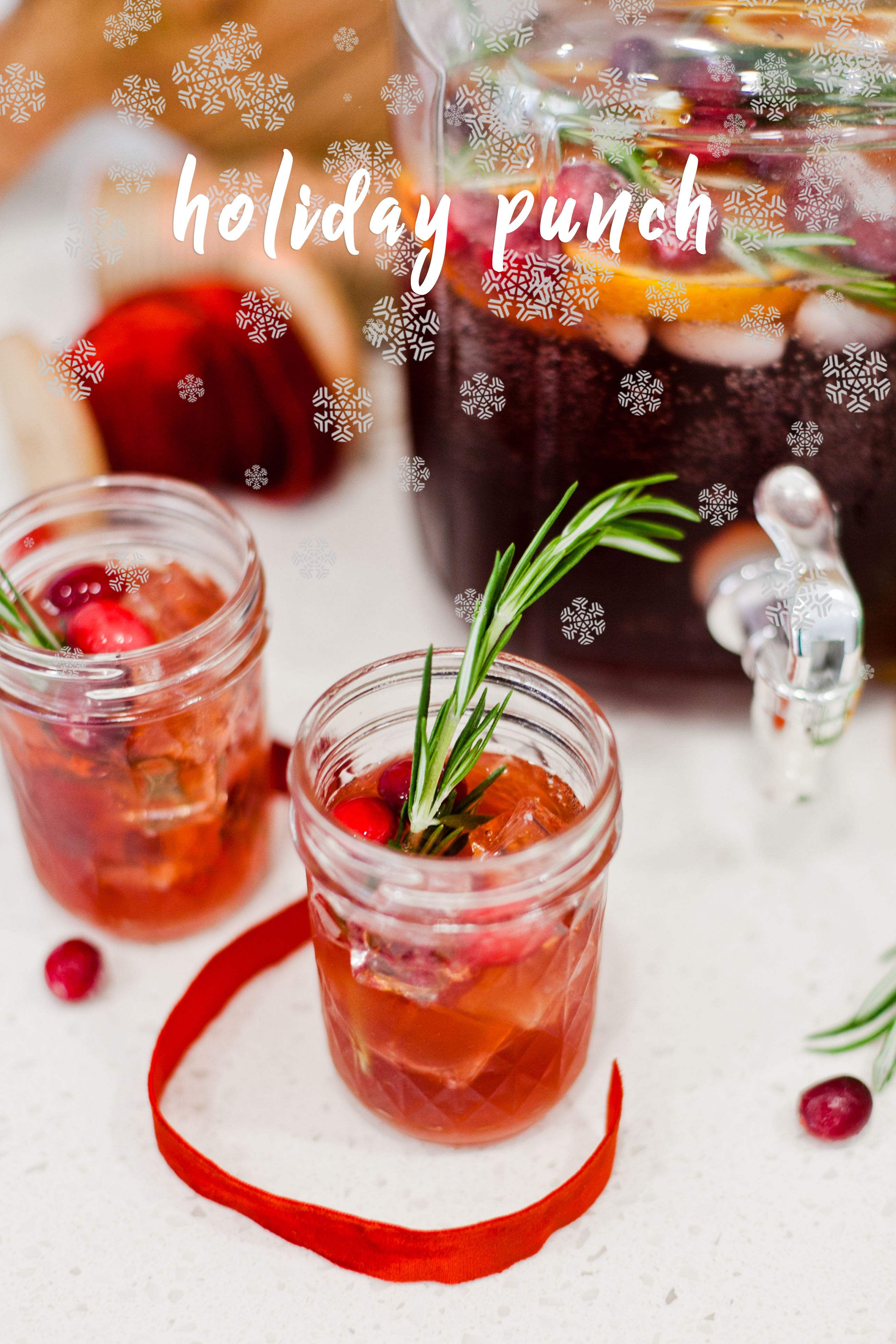 The Best Holiday Punch Recipe Fresh Mommy Blog Recipe Punch Recipes Holiday Favorite Recipes Holiday Punch Recipe