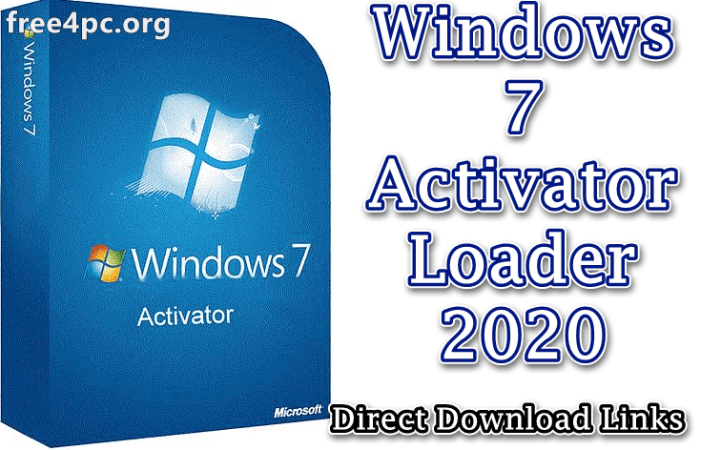 Windows 7 Activator Loader 2020 Free Download Latest In 2020 Microsoft Windows Operating System Picture Finder Music Converter