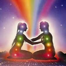 Chakra joining...soul mates