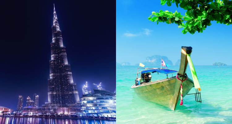 2 In 1 Trip Zagreb Croatia To Dubai Uae Bangkok Thailand For Only 473 Roundtrip 2 In 1 Trip Fly From Zagreb Croa Zagreb Zagreb Croatia Croatia