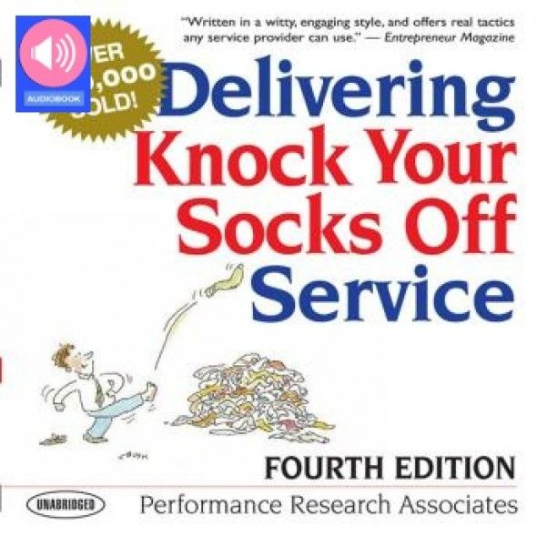 Freeaudiobook Book Delivering Knock Your Socks Off Service Health