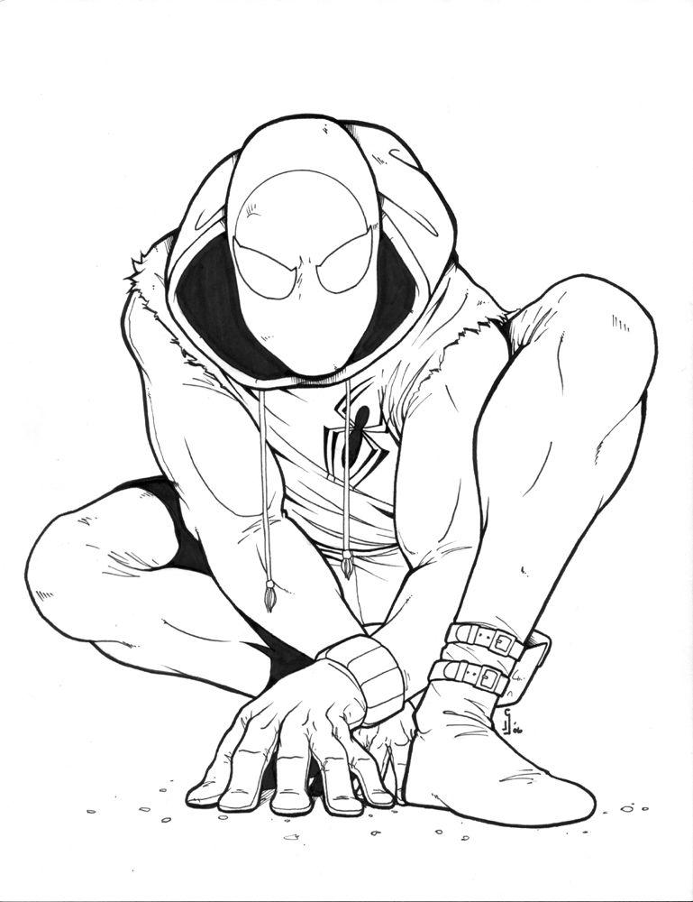 Scarlet Spider To The 3rd By Ragelion On Deviantart Spiderman