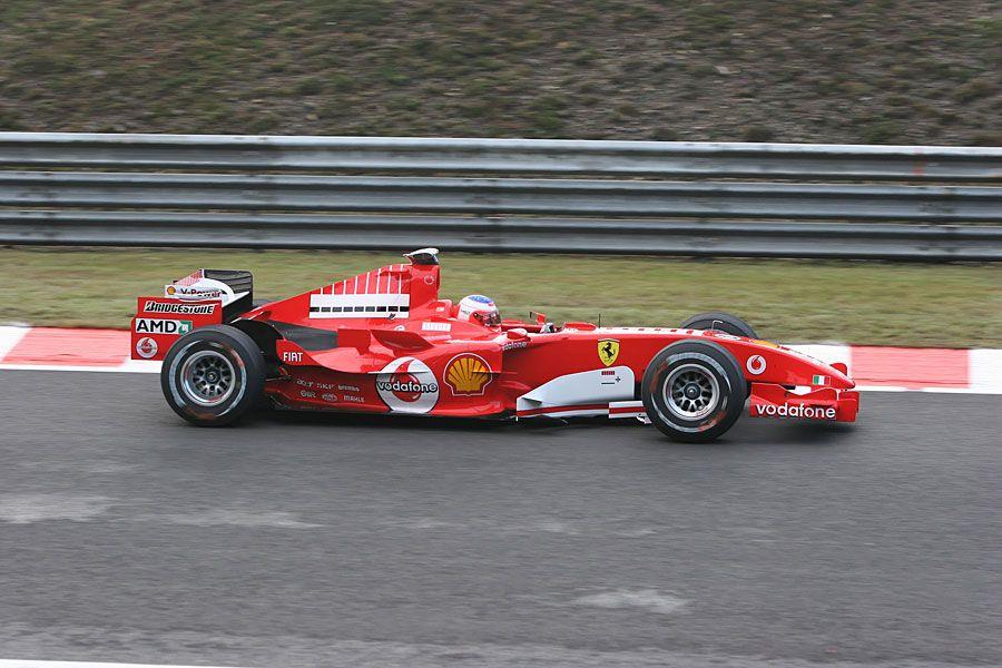 017 2005 Spa Francorchamps Ferrari F2005 Rubens Barrichello Ferrari Ferrari F1 Indy Cars