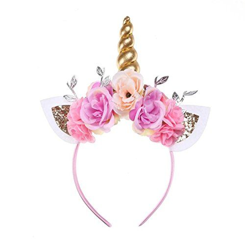 Unicorn Headband-Gold Unicorn Headband-Unicorn Headband H... https   3bf9fb9088d