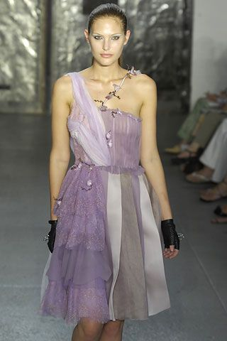 Rodarte - Spring 2008 Ready-to-Wear - Look 31 of 36