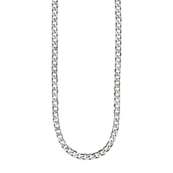 Mens Stainless Steel Classic Figaro Chain Necklace AVON AvonRep