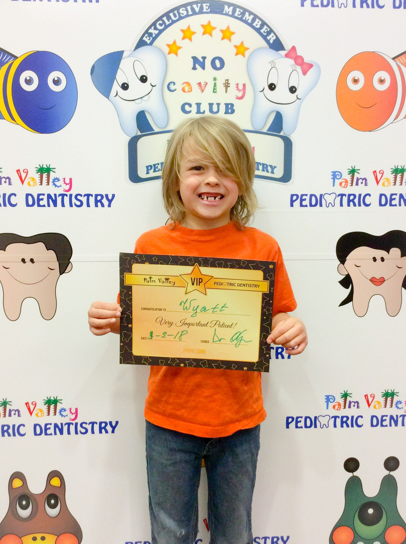 At pvpd palm valley pediatric dentistry it is our