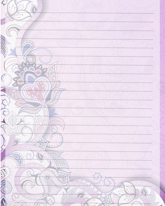 Pin by Etsy on Products | Writing paper, Note paper, Journal