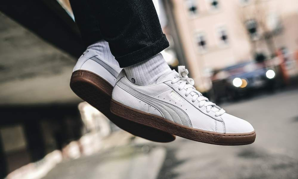 ec429b1136a Puma Basket Classic - White Gum - SneakerNews.com