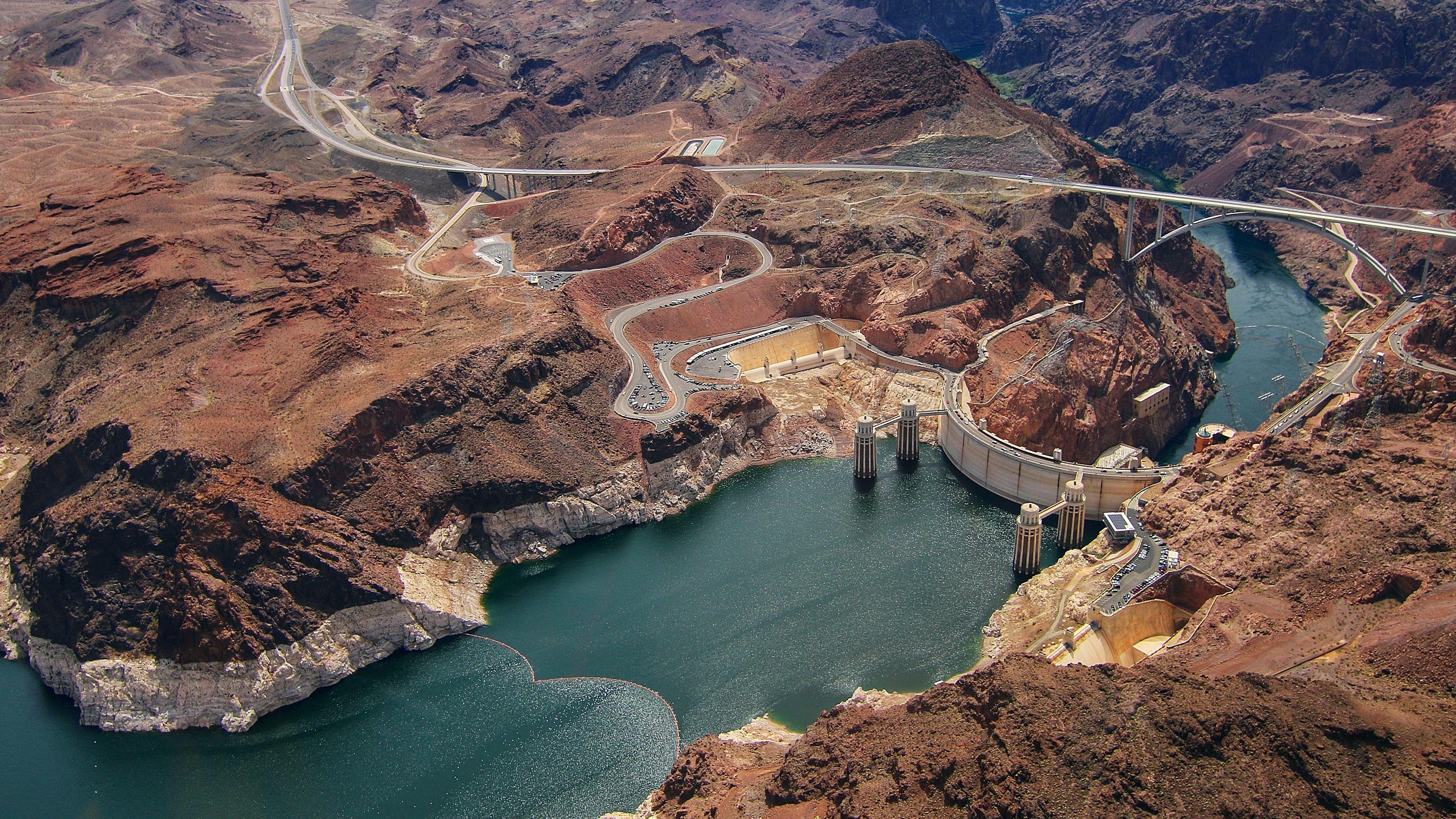 Landscape 4k Ultra Hd Wallpaper Hoover Dam 4k Ultra Hd