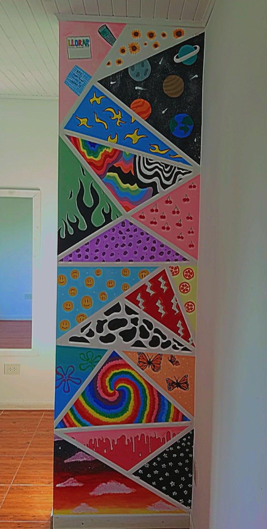 Wall Painting Ideas Bedroom Diy Canvas Art Indie Room Decor Diy Canvas Art Painting