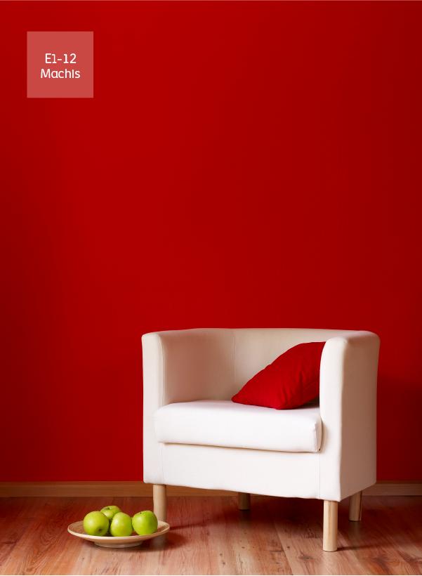 El Color Rojo Le Aporta Al Espacio Una Luminosa Y