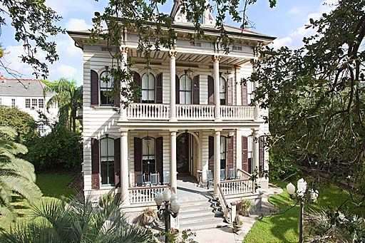 I will own this residential home  in New Orleans, Louisiana
