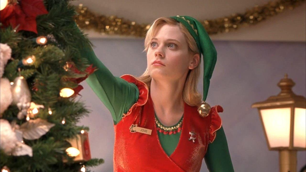 Zooey In Elf 2003