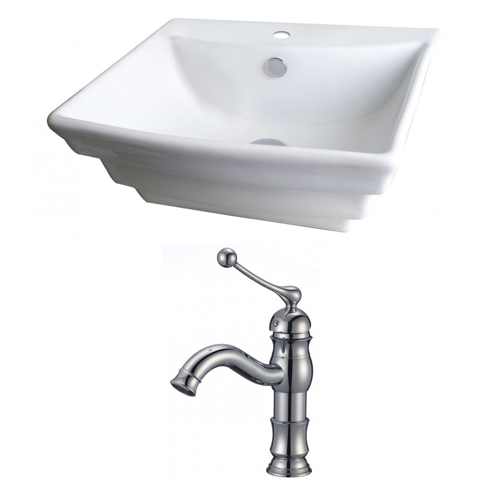 Undermount Bathroom Sink With Faucet Holes - All About ...