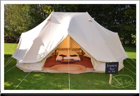 HotelBellTent_EmperorTentFor4 | Hotel Bell Tent & HotelBellTent_EmperorTentFor4 | Hotel Bell Tent | coole sachen ...