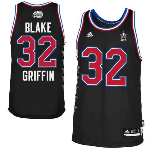 new concept 33c9d 11aa3 adidas Blake Griffin Western Conference 2015 NBA All-Star ...