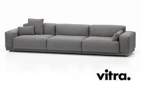 Vitra Place Sofa Design Jasper Morrison 2008 Sofa Sessel Sofa