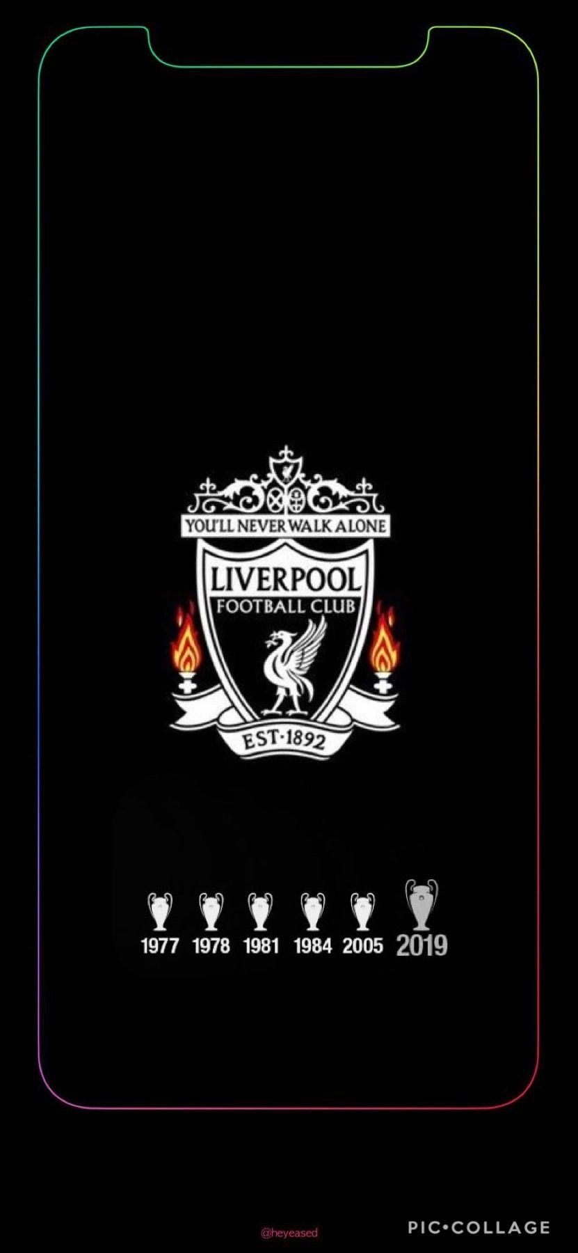 Pin On Liverpool Football Club Liverpool fc iphone xs max wallpaper
