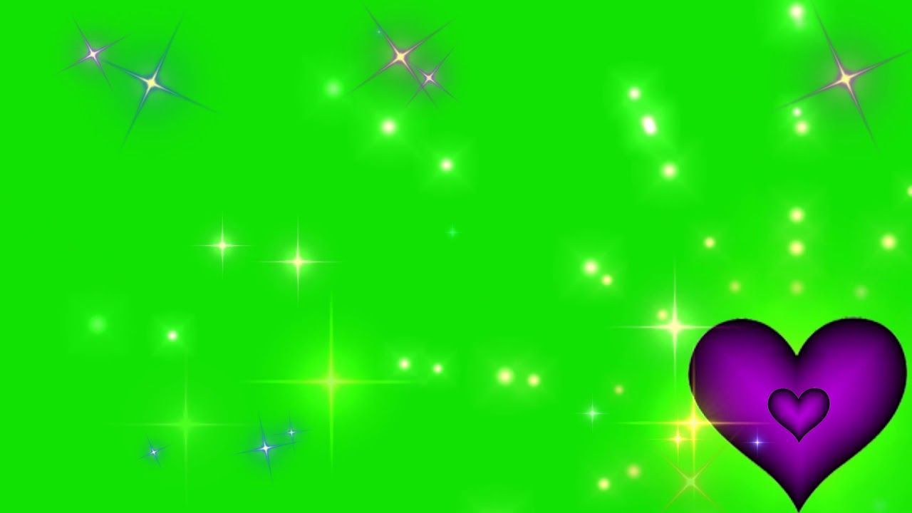 Starlight Love Green Screen Video Star Video Effect Greenscreen Video Effects Wedding Background Images