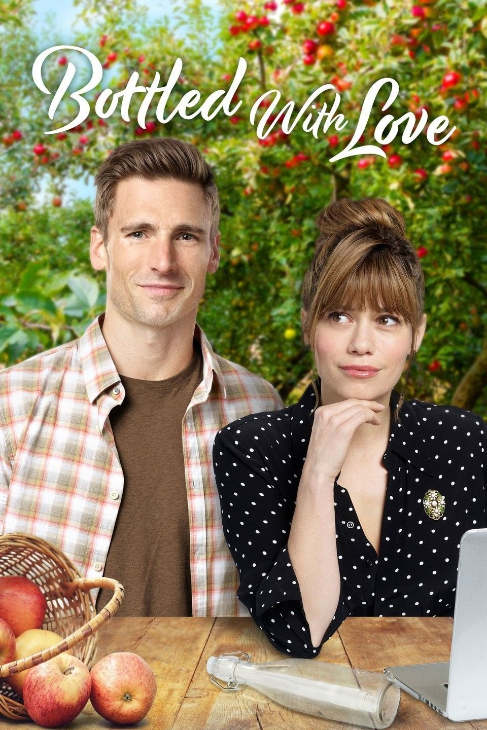 BOTTLE WITH LOVE. In this movie Bethany Joy Lenz plays