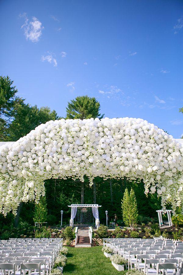 Ultimate Elegant Backyard Wedding | Elegant backyard ...