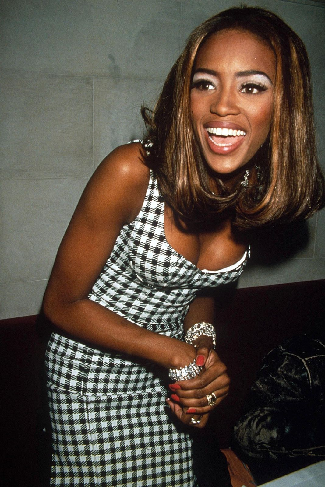 Before Model Off-Duty Style, There Was Naomi Campbell ...