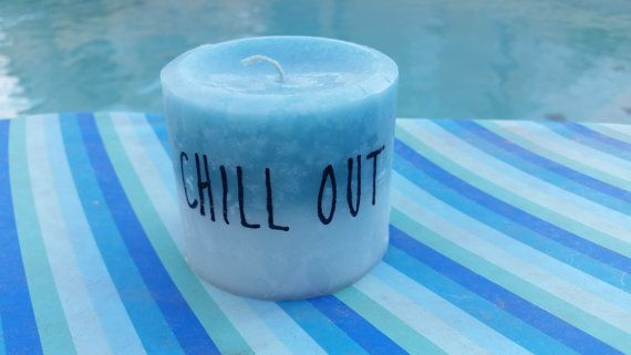 This candle smells like coconut and is perfect for relaxing in the summer at https://www.etsy.com/listing/240308849/blue-coconut-chill