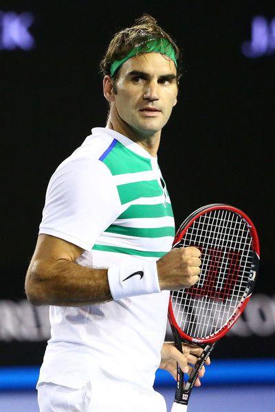211ef706e8e7e5 Roger Federer Photos - 2016 Australian Open - Day 11 - Zimbio