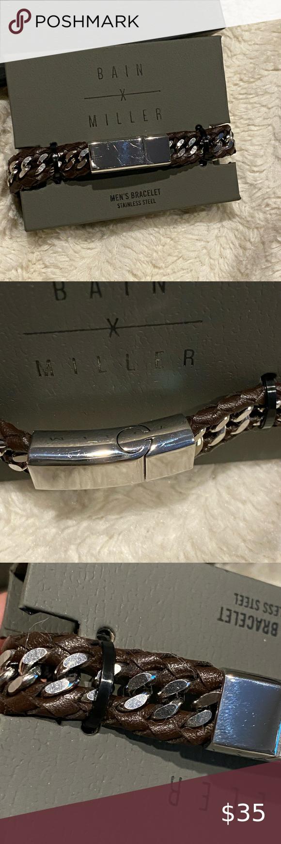 36++ Bain miller mens jewelry info