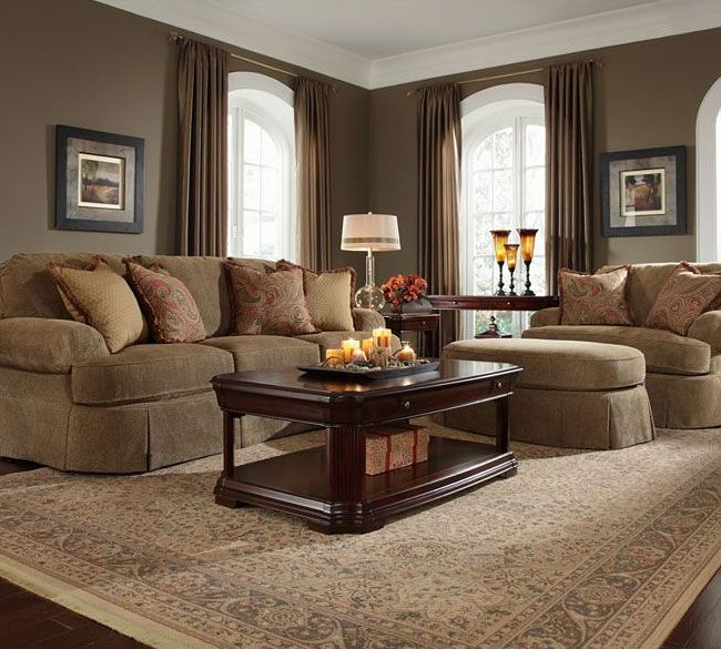 "Living Room Sets Broyhill broyhill mckinney 6544 sofa collection | katie""s new apt"