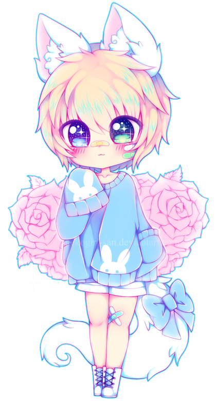 Chibi Neige Cute anime chibi, Cute kawaii drawings