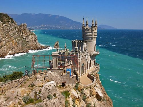 Castle Beautiful Places In The World Tourist