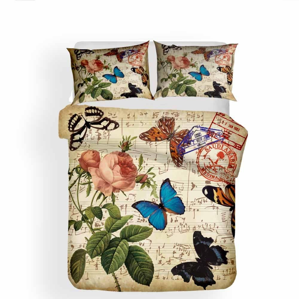 Comforter Sets New Design Butterfly Theme Bedding Sets Comforter Bedding Sets