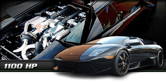 Underground Racing Kenneth 2004 Lamborghini Twin Turbo