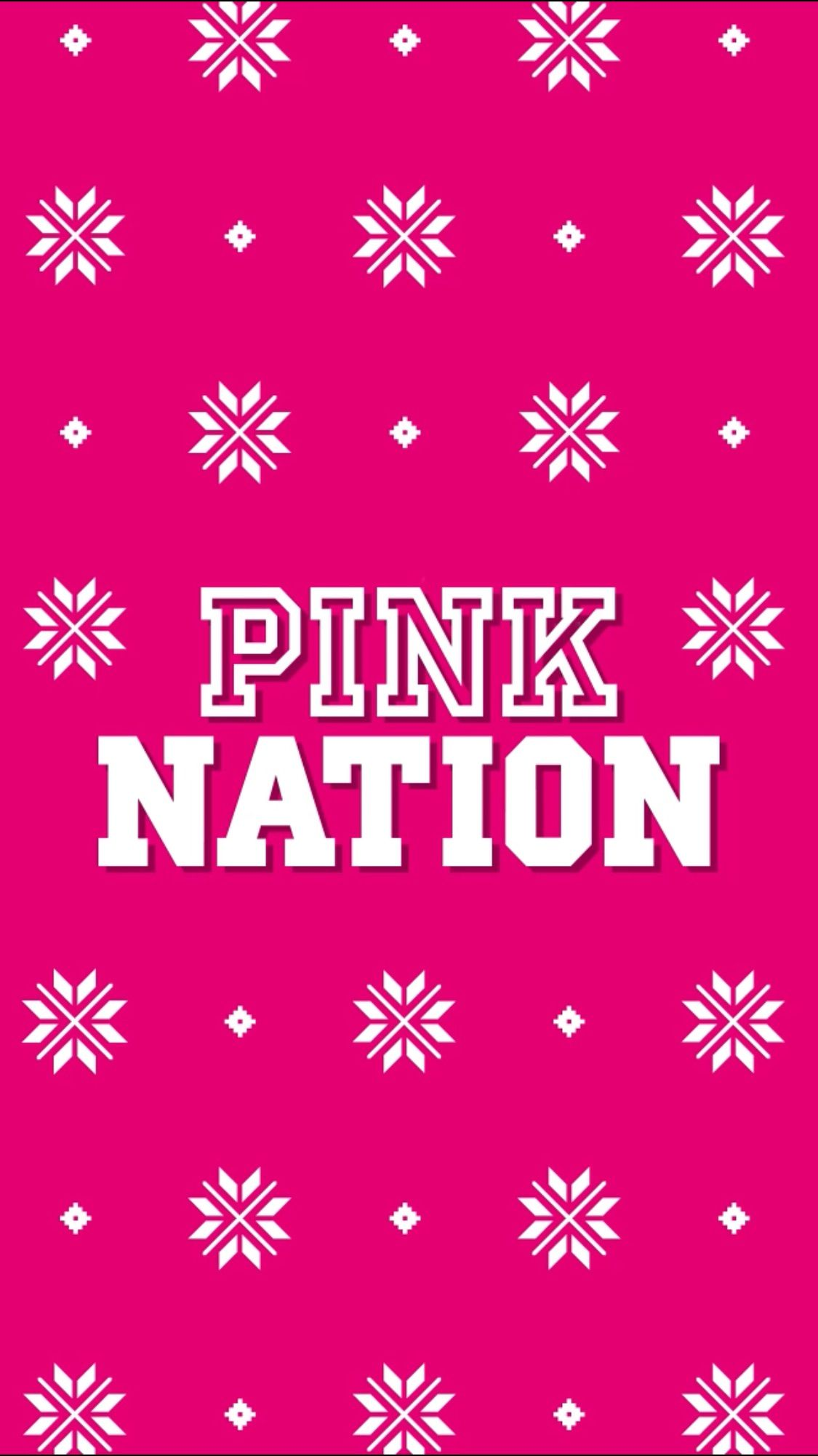 Vs Pink Nation Holiday Season 2017 Wallpaper