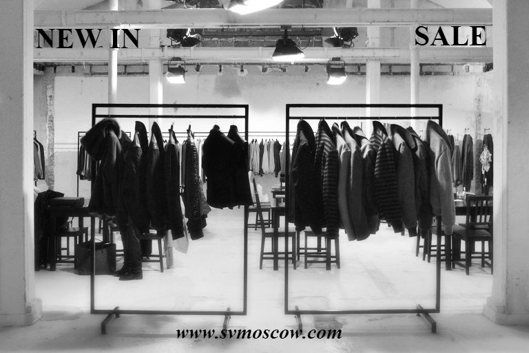 Svmoscow Reviews An Ultra Modern Fashion Boutique Fashion