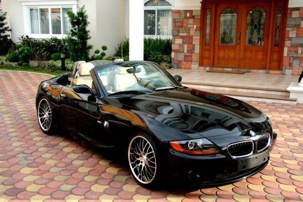 2004 BMW Z4.......... relaxing weekend drives together - AutoCar