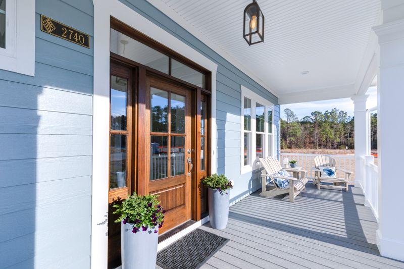 2017 Coastal Virginia Magazine Idea House Oyster Shells Coastal