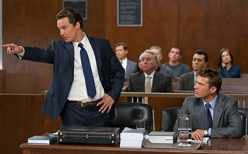 A Lawyer Proving His Client Is Innocent Lincoln Lawyer Medical