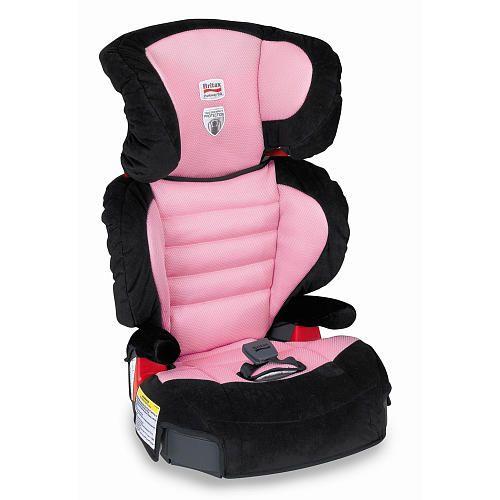 Britax Parkway Sg Booster Car Seat Pink Sky Britax