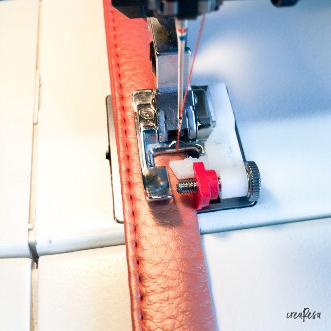 Photo of Wie man einen Taschenhalter aus Kunstleder macht – crearesa.de